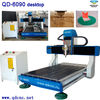 Wood Desktop CNC Machine / 3d cnc engraving machine with CE QD-6090