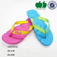 low price high quality eva personalise flip flops