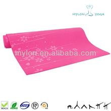 Classic PVC yoga mat/Variety of colors