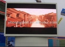 high resolution and brightness P2.5,P4,P6,P8,P10,P12.5,P16 DIP or SMD led display outdoor p10