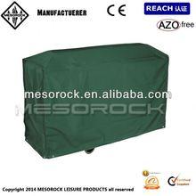 600d resistente tessuto bbq rivestimento