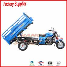 Guangzhou KAVAKI 200CC water cooling trimoto de carga motocarro Carguero