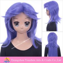 Excelente mão de obra feminina peruca cosplay para robô meninas Z grande MAZINGER