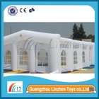 New style inflatable tents inflatable air cube tent for party