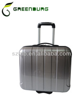 2014 hot sale PC business trolley luggage/travel luggage/trolley case