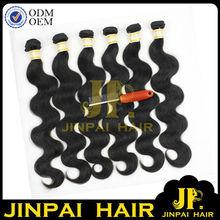 JP Hair Good Looking Virgin Peruvian Hair In China