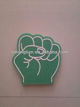 Advertising printing cheering foam finger