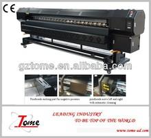 Konica 512/14PL Solvent Printer / Guangzhou Banner Printing machine