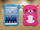 2014 New design silicone case for mini ipad