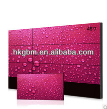 Luxury design waterproof digital TV, LCD splicing TV