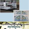 full automation knife adjusting carton multi-color water base cardboard printing & slotting machine