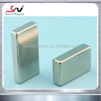 powerful strong neodymium ndfeb cheap stock flat industrial magnet