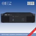 Système de sonorisation numérique mélangeur amplificateur de puissance 2000 w avec ce, Ccc certificats