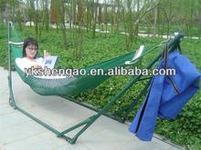 portable folding hammock stand