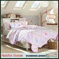 Venta al por mayor 2014 patrones muñeca edredones/cobijas de microfibra para camas chicas