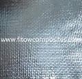 isolamento térmico impermeável folha de alumínio apoiado panodefibradevidro para materiais de construção
