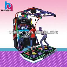2014 new high quality arcade dancing machine