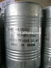 China Origin Industry Grade Zinc Chloride 98% ZnCl2 Prompt shipment Cas:7646-85-7