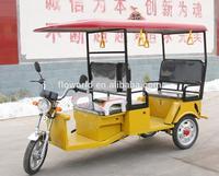 48v 1000w India passenger battery operated rickshaw