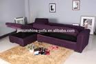 L Shape Sofa Cum Bed with Storage