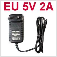 LA-520 LA-520W CE ROHS 5V 2A EU Mains Battery Charger For Blackberry