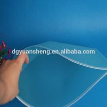 custom made trasparent a4 clear plastic magazine file holder