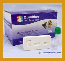 Sale! Veterinary Rapid Test--Canine Distemper Virus Ag CDV Test for Dog--Medical Diagnostic Test