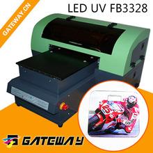 Flatbed Digital Glass Printer,crystal,ABS,acrylic,metal, stone,leather printing machine