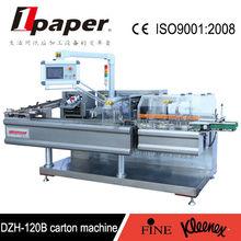 Multifunctional automatic machine for carton box