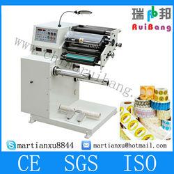 18mm Self adhesive Label Slitting Machine FQ-320G