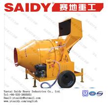 JZR 350 Diesel electric concrete mixer