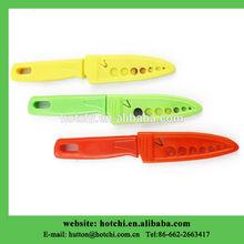 kiwi knife with plastic sheath
