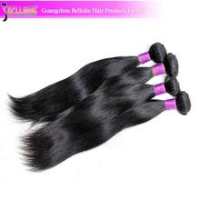 Smooth and no split end 6a virgin brazilian virgin human hair for sale