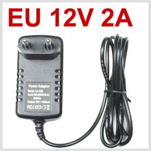 High Quality CE ROHS LA-1220W LA-1220 EU Mains 12V DC Adapter