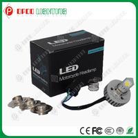 2014 Factory diret sell 15w 1600Lumen 8-36V H7 H6 led motorcycle lighting h4