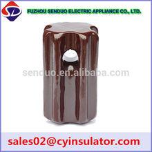 ceramic light insulator electric insulating insulation stays