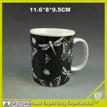 hot sales ceramic mug,11oz ceramic mug with full handpaint, Advertising Ceramic Mugs