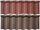 Water resistance Aluminum-zinc Plate Leak Proof Bond Stone Coated Roofing Tile zinc aluminium roofing tiles