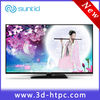 China 2014 New product Suntid all in one PC plasma tv can one key switch to 3d projection