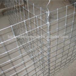 welded wire mesh dog garden fence