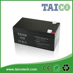 12v 3ah sealed solar backup power batteries 3ah small battery