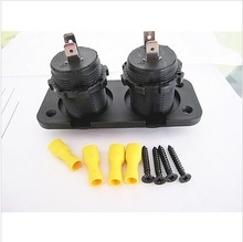 car cigarette lighter socket ,12V power outlet,female socket