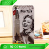 OEM supported special animal sex girl mobile phone case