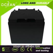 Deep cycle 12 volt lead acid battery 12v 40ah ups/backup batteries