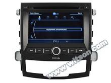 De WITSON multimedia de coche SSANGYONG nueva KORANDO ( 2011 - > ) con A8 CHIPSET 1080 P V-20DISC WIFI 3 G INTERNET DVR de la ayuda