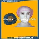 medical disposable supplier surgical caps for long hair