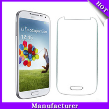 tempered glass clear film for samsung galaxy s4 i9500