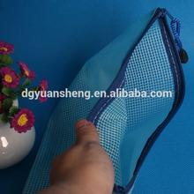 custom made zip lock a4 pp folder bag
