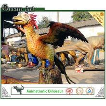 BIG changes get better for simulation dinosaur