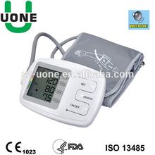 Talking digital blood pressure monitor